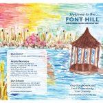 Font Hill Neighborhood Association Brochure