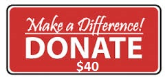Make a Difference donate $40